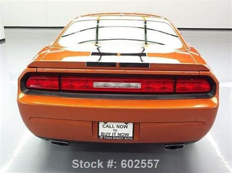 Rally Auto Direct by Sell Used 2011 Dodge Challenger Rallye Sunroof Nav 20