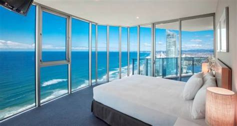 bedroom surfers paradise gold coast 5 star hotels resorts and apartments