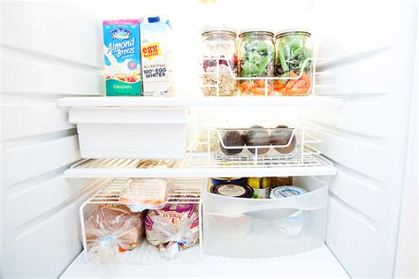 Refrigerator Storage Containers - slacker friendly organizing smart storage solutions to pimp your fridge a bowl full of lemons