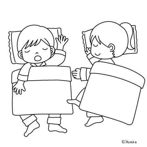 sleeping coloring free coloring pages of a child sleeping