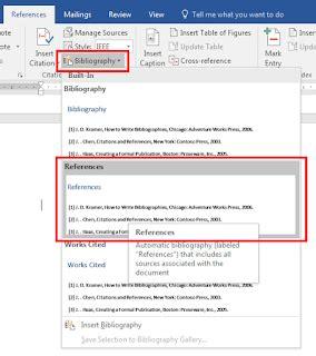 membuat daftar pustaka otomatis di word 2007 cara membuat daftar pustaka otomatis di ms word