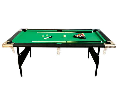 tavolo da biliardo pieghevole tavolo da biliardo pieghevole aladin 6 ft pool table