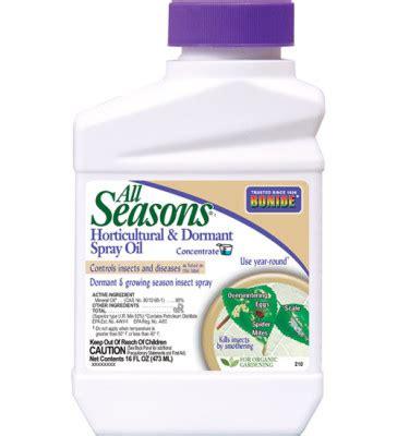 seasons horticultural spray oil  bonide planet natural