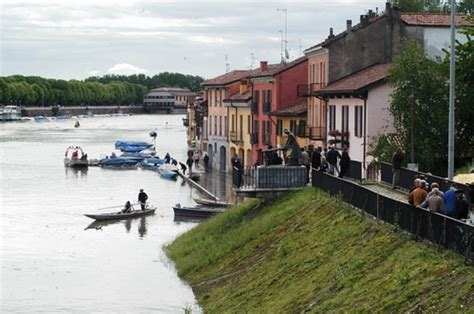 ticino pavia pavia borgo ticino l alluvione dell aprile 2009