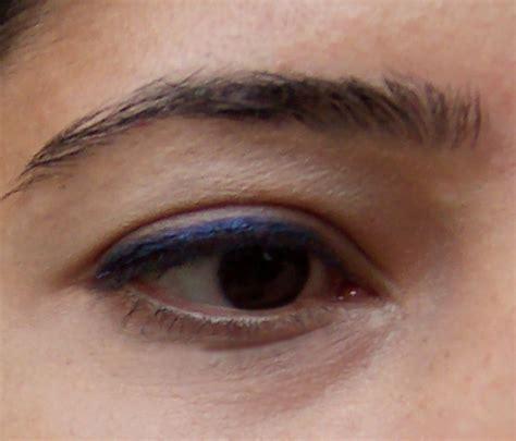 tattoo liner for eyes chambor eye tattoo liner et 02 navy blue review