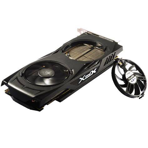 Xfx Fan Kit Rx 4 Series White Led Ma Ap01 Wled xfx amd radeon rx series 90mm led fan x2 ocuk