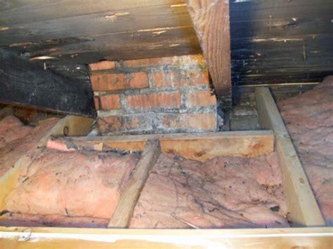 ideas on sealing space around chimney doityourself