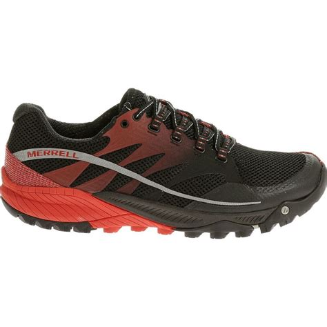 running shoes merrell merrell all out charge trail running shoe s
