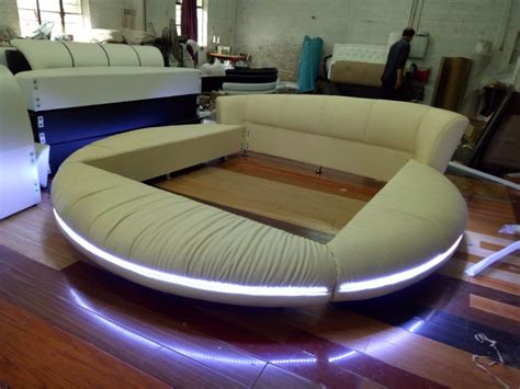 round bedroom furniture aliexpress com buy led remote control contemporary