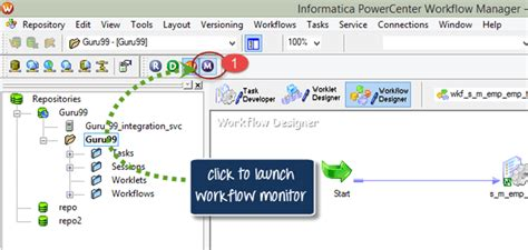 informatica powercenter workflow monitor workflow monitor in informatica task gantt chart view