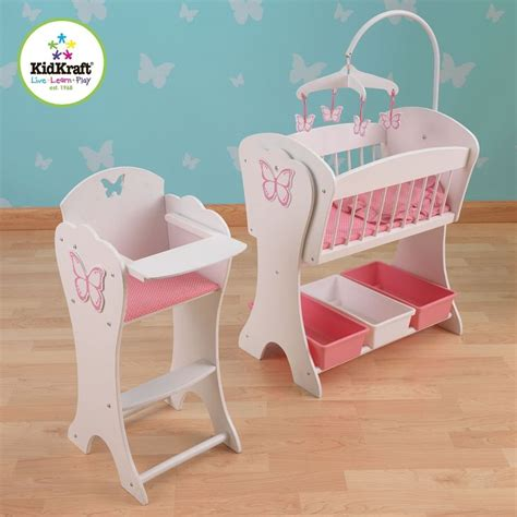 Baby Doll High Chair And Crib by Doll Nursery 79 99 Stuff To Do