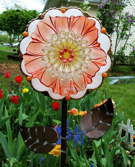 best 25 glass garden flowers ideas on glass