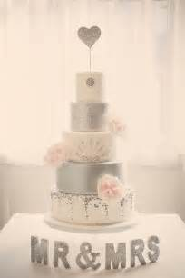 best 25 silver wedding cakes ideas that you will like on pinterest elegant cakes ruffled