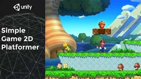membuat game untuk pc cara membuat game 2d sederhana untuk pc unity tutorial
