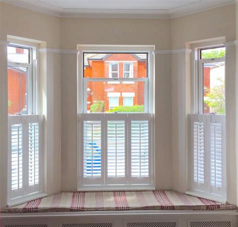 Shutter Blinds Netley Shutters Bay Window Shuttersouth