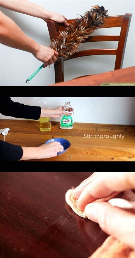 how to clean a wood table that is sticky how to clean and polish your wooden furniture properly