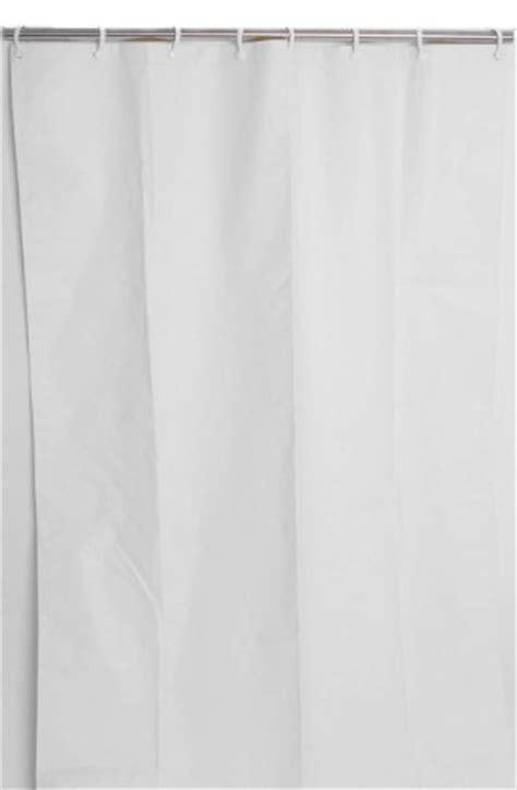 institutional shower curtains csi bathware cur66x72 p5 66 inch x 72 inch heavy duty