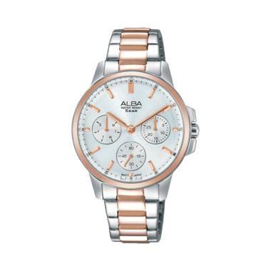 Alba Ap6484x1 jual alba ap6484x1 jam tangan wanita rosegold