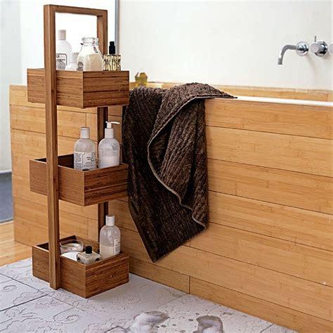 badezimmer regal aus holz modernes bad 70 coole badezimmer ideen