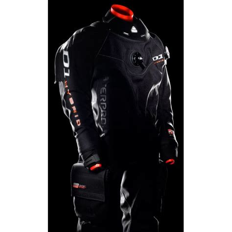 Scubapro Hybrid With Pockets Alat Selam Diving waterproof d1 hybrid top spec drysuit for those who want the best
