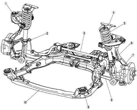 front suspension components diagram 4 best images of 1999 chevy tahoe parts diagram front