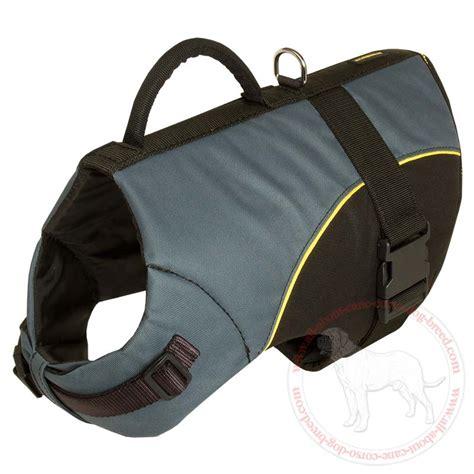 coat harness vest harness handle dogue de bourdeaux breed winter coat