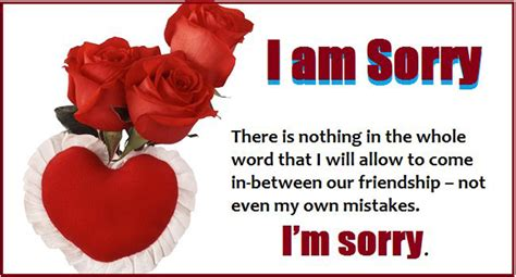 message to friend sorry messages for friends apology quotes wishesmsg