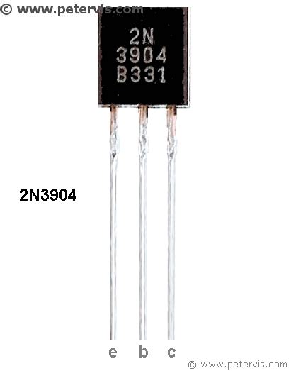 bc547 transistor replacement 2n3904