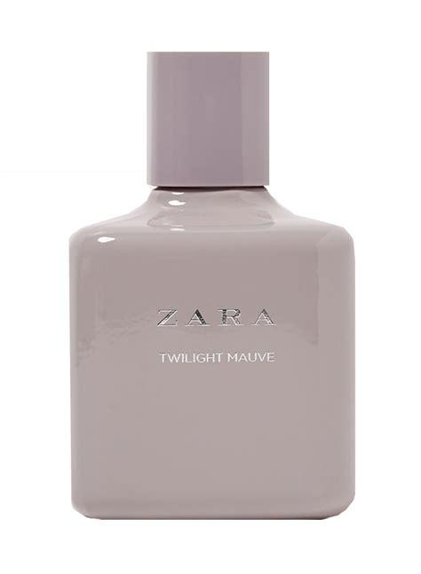 Zara Femme And Twilight Muave twilight mauve zara parfum un nouveau parfum pour femme 2016