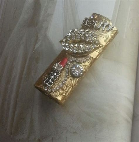 tattoo lips lighter 17 best images about bling lighters and things on