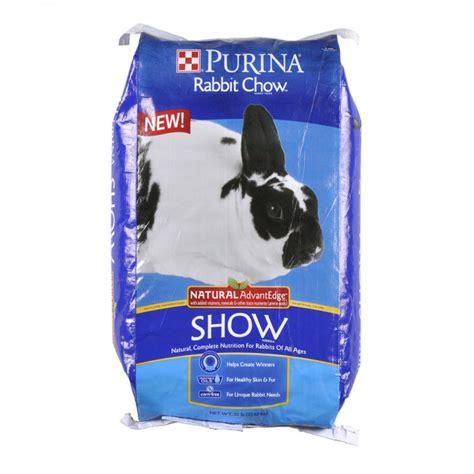 purina show purina rabbit chow show 50 lb