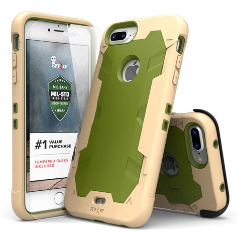 Army Iphone 7plus for apple iphone 7 7 plus proton heavy duty holster grade cover ebay