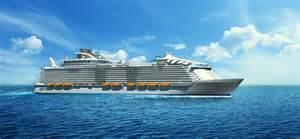 Harmony Of The Seas Royal Caribbean International Harmony Of The Seas Kreuzt
