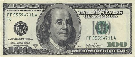100 Dollar Bill On The Floor - marketing motion