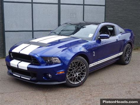 ford mustang shelby gt  sale  edinburgh
