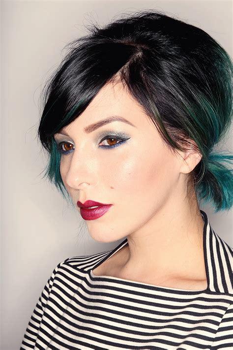 eyeliner tutorial romana makeup monday kat von d chrysalis tutorial keiko lynn