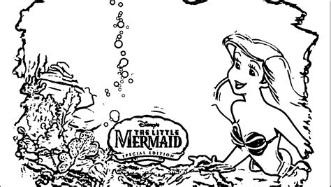 underwater scene coloring pages coloring home