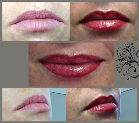 tattoo lips aftercare permanent lip color tattoo healing decorativestyle org