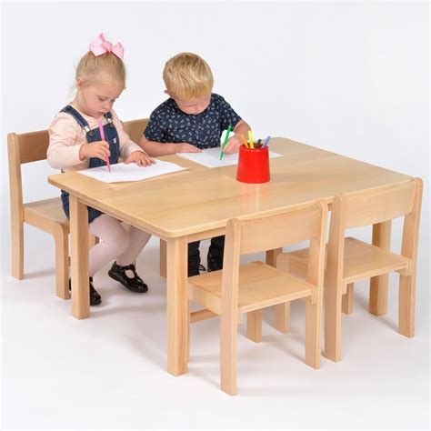Nursery Table And Chairs Thenurseries Tables And Chairs