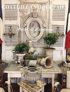 Vintage Deko Garten 885 by Seidenb 252 Ste Shabby Feeling Schneiderpuppe