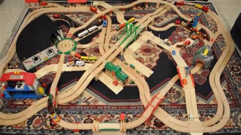 brio trenini giochi  brio train youtube