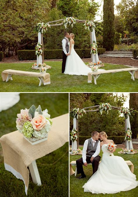 Small Wedding Ideas by Burlap And Lace Wedding Ideas