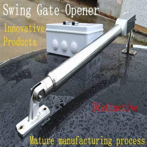 swing arm gate opener china single swing arm gate opener swing gate operator