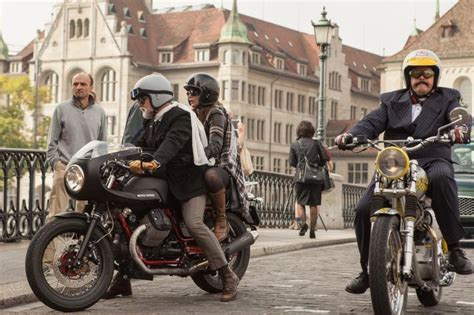 Kaos The Distinguished Gentlemans Ride a truly distinguished gentleman rides to fight cancer