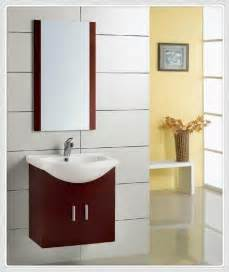bathroom modern bahroom design with single cherry