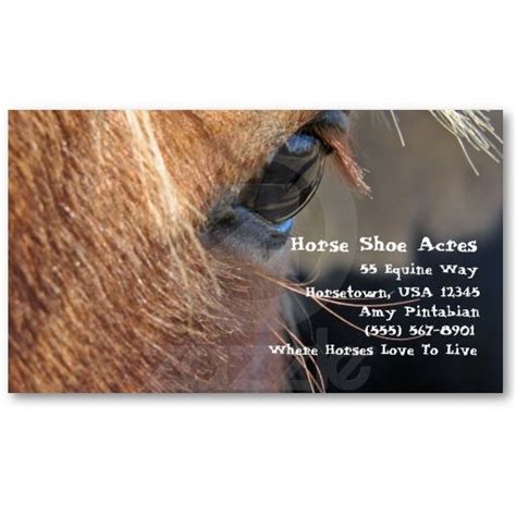 shoes business card template 17 best images about business cards for the equine