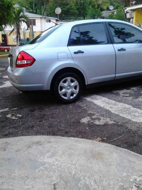 nissan tiida 2011 nissan tiida 2011 for sale in mandeville jamaica for