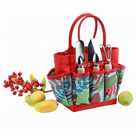 Children S Garden Tools Set by Garden Tool Set With Tote 024685022058 Toolfanatic