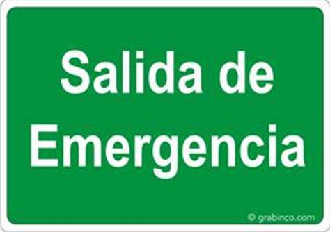 placas de salida de emergencia en mexico placas se 209 alizacion grabinco com