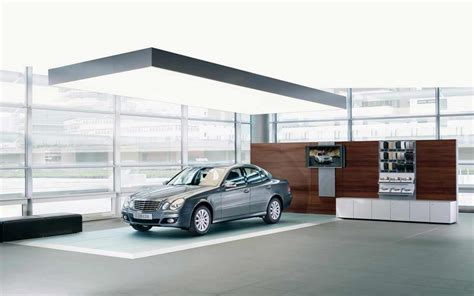 mercedes showroom project mps ii milla partner